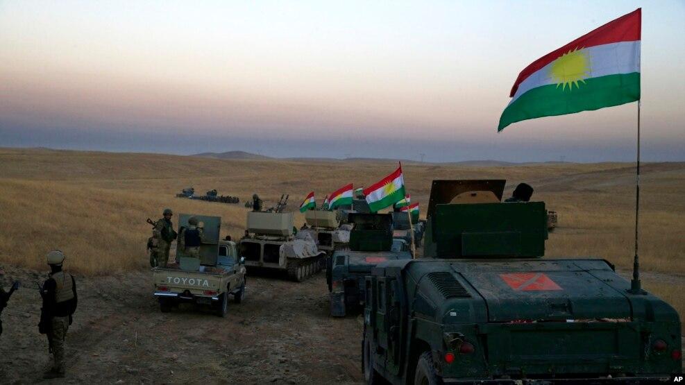 အီရတ္ Mosul ျပန္လည္သိမ္းယူဖို႔ စစ္ဆင္ေရးစတင္