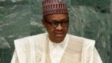 Shugaban Najeriya Muhammad Buhari yana jiwa Majalisar Dinkin Duniya Jawabi