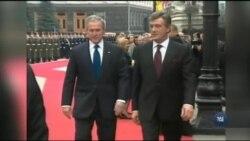 Україна і США відзначили 25-річчя встановлення дипломатичних відносин. Відео