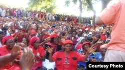 The MDC-T is strongly opposed to the formation of a transitional government.