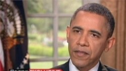 Video: Obama discussing his support for same-sex marriage