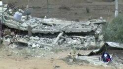 饱受战火摧残的加沙社区