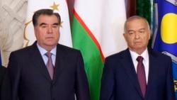 Karimov va Rahmon til topisha oladimi? Ravshan Shams lavhasi