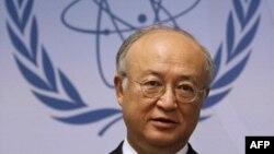 Tổng giám đốc IAEA Yukiya Amano