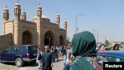 Kabil'de 4 Ekim'de düzenlenen bombalı saldırıda beş sivil hayatını kaybetmişti.