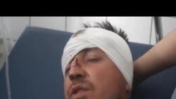 اظهارات دو تن از مجروحین حملۀ انتحاری امروز در شهر مزار شریف