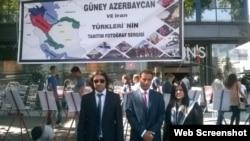 Kərim Yekanlı, Əziz Qaradağlı və Lalə Aral
