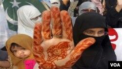 کراچی میں حجاب کے استعمال میں اضافہ