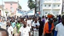 Activistas convocam nova manfiestação no Uíge - 2:40