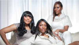 The singing group SWV