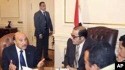 تشکیل کمیته های نظارت بر اصلاحات توسط مبارک