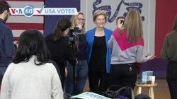 Manchetes Americanas 14 janeiro 2020: Warren vs Sanders