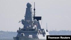 Британський есмінець Defender 23 червня перетнув Чорне море з українського порту Одеса до Грузії, викликавши обурення Росії, яка заявила, що корабель порушив її кордон