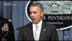 Obama: 'Great Sense of Urgency' in IS Fight