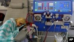 Varwere veitsvo vanoti mari dzekurapwa pachishandiswa michina ye dialysis dzinofanirwa kuderedzwa.