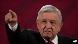 Mutungamiri wenyika yeMexico VaAndres Manuel Lopez Obrador