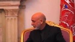 Karzai Washington Temaslarına Başlıyor