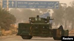 敘利亞反政府武裝在阿勒頗展開大規模進攻。