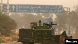 အလက္ပိုမွာ ဆီးရီးယားသူပုန္ေတြ အစိုးရတပ္ကို ထိုးစစ္ဆင္ (ေအာက္တိုဘာ ၂၈၊ ၂၀၁၆)
