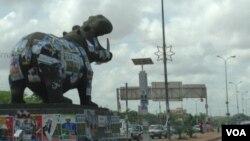 Suasana di Mali, menjelang pemilihan umum presiden, Minggu ini, 28 Juli 2013 (Foto: dok).