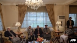 دومین هیأت حزب اسلامی زمانی وارد کابل میشود که نخستین هیأت این حزب از یک ماه به این طرف با شورای عالی صلح در حال مذاکره است.