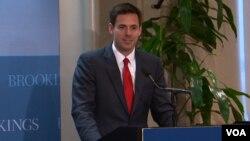 Kepala Badan Penegak Hukum di Badan Keamanan Nasional, John Carlin (foto: dok).