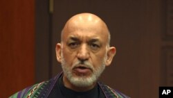 Hamid Karzai est attendu à Washington pour rencontrer le président Barack Obama