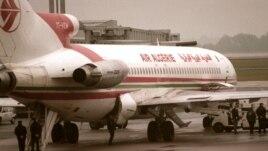 FILE - Air Algerie passenger plane.