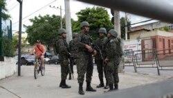 Violência alastra no Brasil
