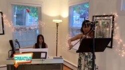 VOA Creative Talk: Kilas Balik 2020 - Laura Sekarputri dan Konser Amal Virtual Berklee College of Music