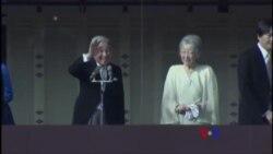 日本國會為天皇退位掃清道路(粵語)