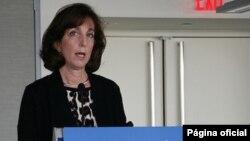 Roberta Jacobson habló de Cuba, de la Cumbre de las Américas y de los cambios en región.