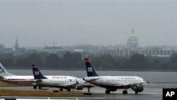 El aeropuerto Ronald Reagan de Washington, D.C. será uno de los afectados por las protestas de los empledos de la terminal.