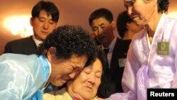 Hàng triệu người dân Triều Tiên đã chịu cảnh phân ly vì chiến tranh.