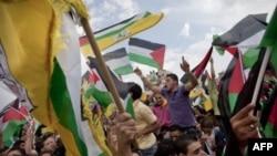 Presidenti Abaz pritet si hero në Bregun Perëndimor mbas fjalimit në OKB