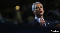 El alcalde de Chicago, Rahm Emanuel, considera que los sindicatos han ido innecesariamente a la huelga.