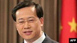 Phát ngôn viên Bộ Ngoại giao Trung Quốc Mã Triêu Húc
