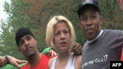 Клуб любителей бега для бездомных