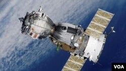 Pesawat antariksa Rusia, Soyuz.