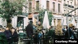 Para turis di Granada, Spanyol. (Foto: Dok)