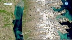 Grönland'da 22 Gigaton Buz Bir Günde Eridi
