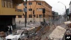 Čile traži međunarodnu pomoć u nošenju s posljedicama potresa
