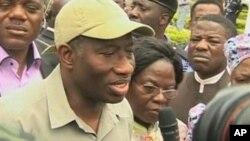 Goodluck Jonathan, presidente da Nigéria