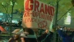 Occupy Wall Street Return to Zuccotti Park