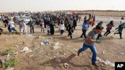 Terrorists Seize Iraqi Cities