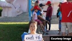 Blogger Mẹ Nấm - Như Quỳnh, lúc chưa bị bắt