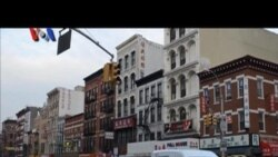 Mengunjungi Chinatown, New York