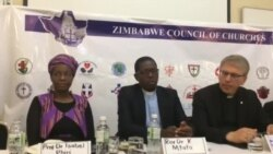 World Council of Churches Members Meet Zimbabwe Officials, Civic Society Groups