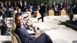 گزارش: پرزيدنت اوباما در نشست آپک بر تجارت آزاد و همکاری نزديک با آسيا تأکيد می کند