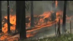 2013-08-31 美國之音視頻新聞: 消防員在撲救加州大火中取得進展